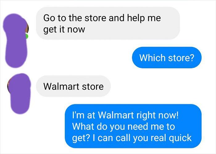 guy trolls scammer