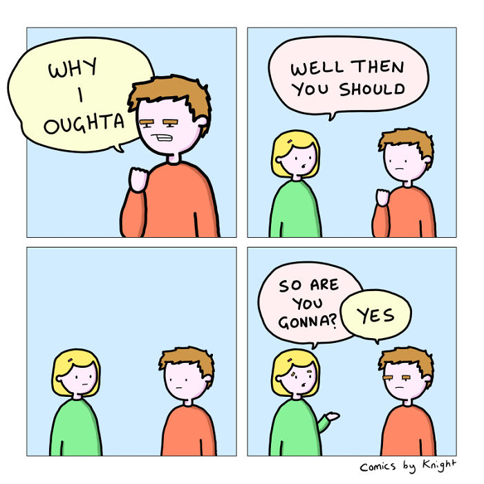 34+ More Comics For Anyone With A Weird Sense Of Humor