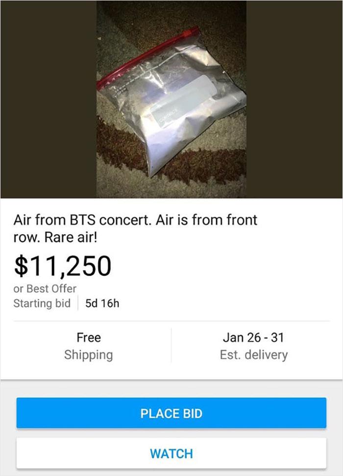 Ah Yes, Air..
