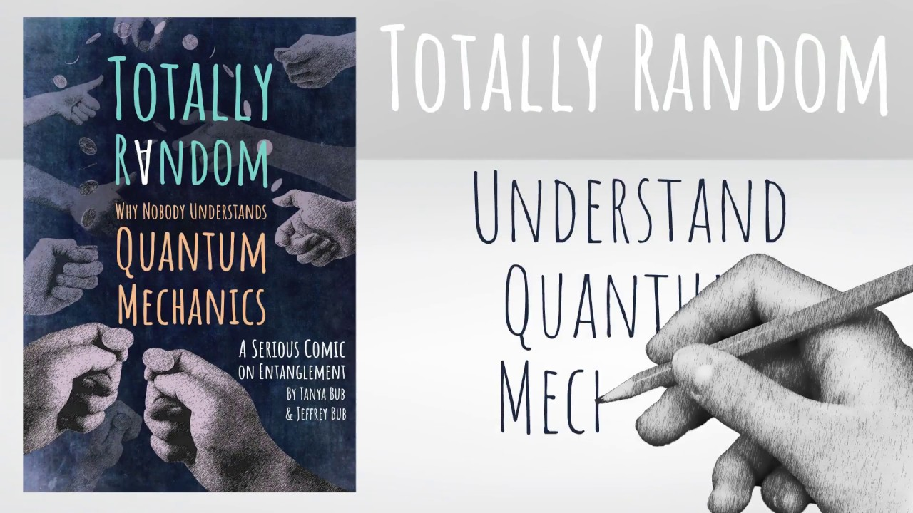 My Dad (Theoretical Physicist) And I (Artist) Spent Two Years Writing A Comic Book On Quantum Mechanics.