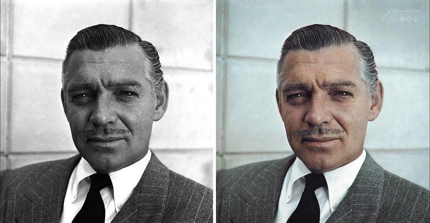 Clark Gable, 1946