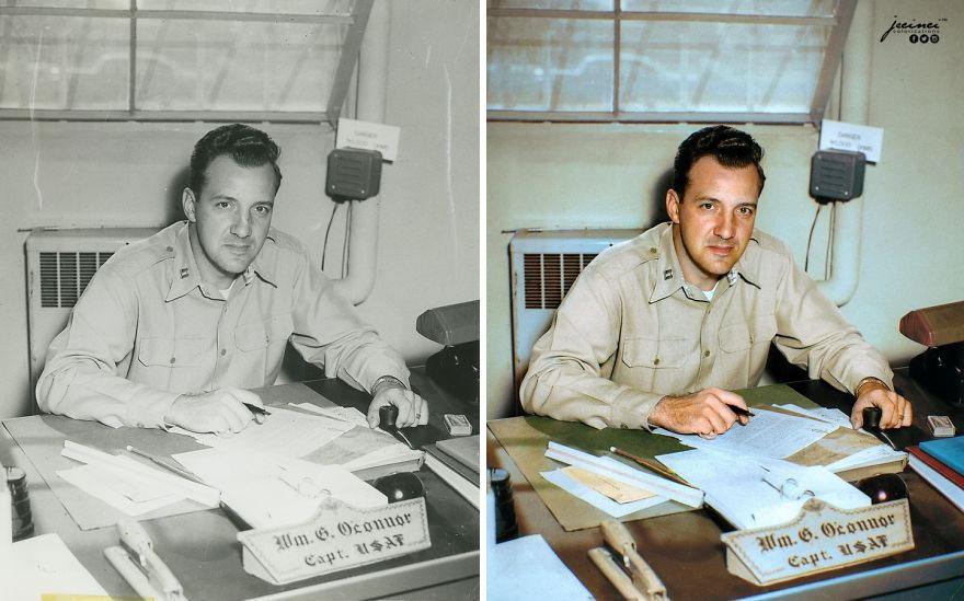 """William """"Bill"""" O'connor, Ca. 1952-53"""