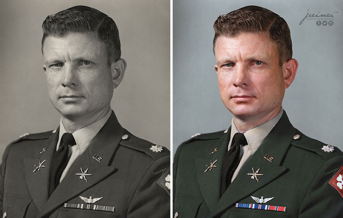 U.S. Army Maj. Charles Kettles