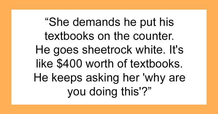 Mom Of A Meth Addict Buys This Stranger $400 Worth Of Textbooks To Teach How Important It Is To Be Kind