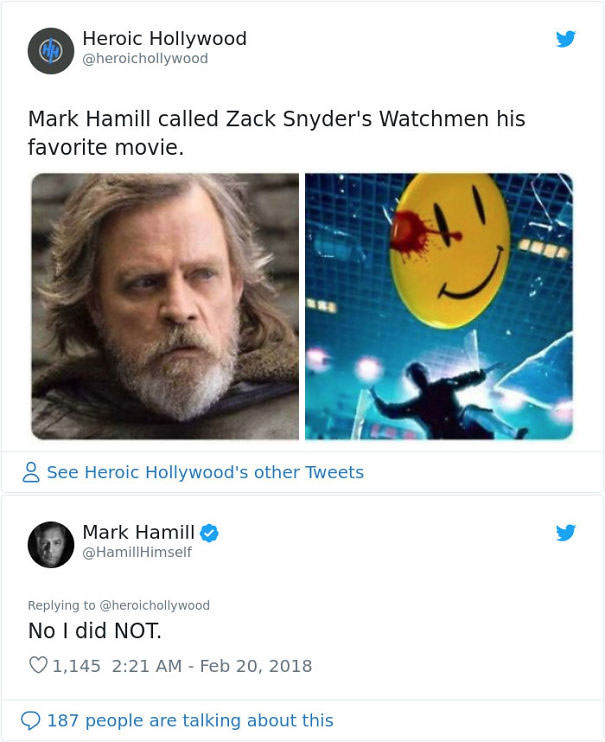 I Guess Heroic Hollywood Really Likes That Film