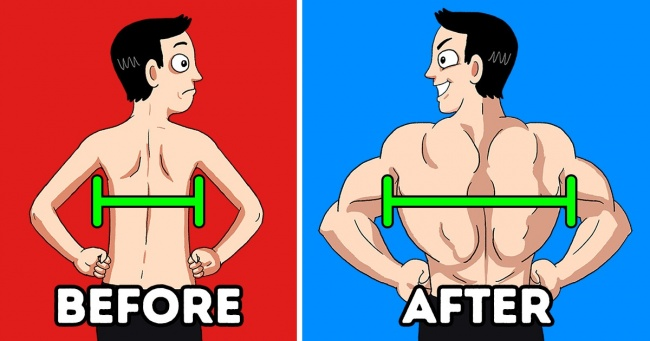 10 Effective Exercises That'll Reward You With a Wider Back