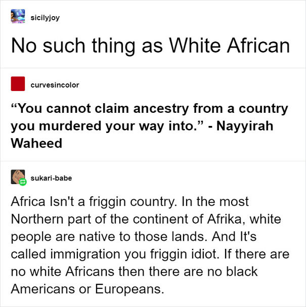 Africa Is Pretty Diverse