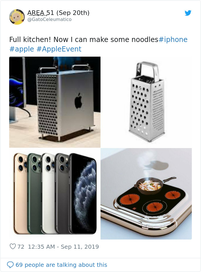 50 Hilarious Reactions People Had To Apple Revealing The New