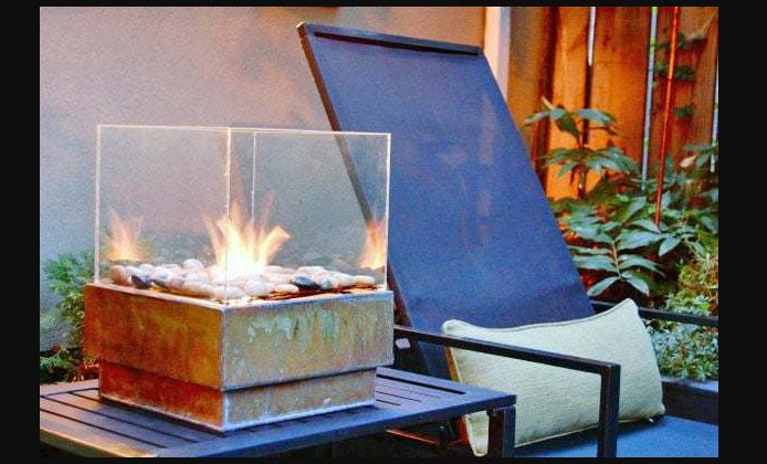 16 Amazing DIY Portable Fire Pits for Your Outdoor Patio