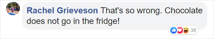 Guy Installs A Fridge Safe To Protect Chocolate From His Fiancee, She Shames Him Online