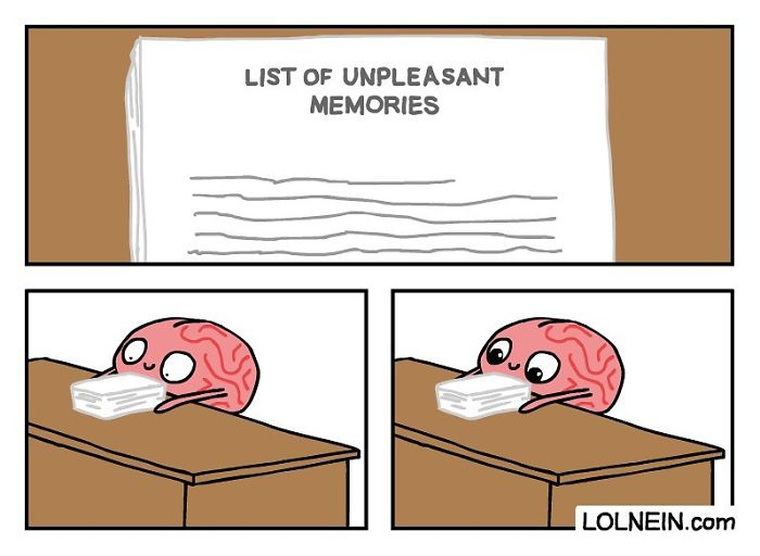 Unpleasant Memories
