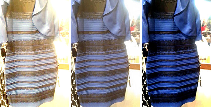 The Dress Color Thing