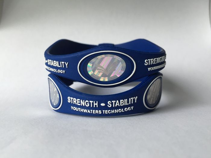 Those Bracelets That Made You More Stable / Balanced Or Pulled Toxins Out Of Your Wrist