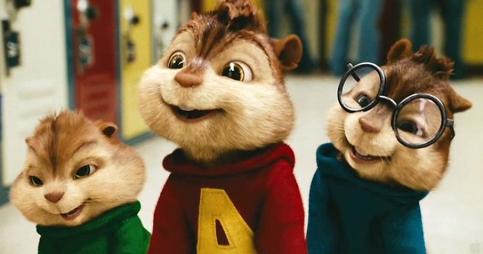 Every Popular Song Getting An Alvin And The Chipmunks Cover
