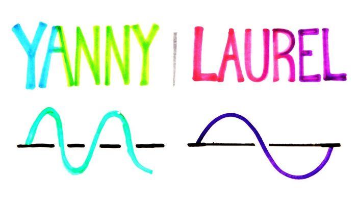 Yanny Or Laurel Audio
