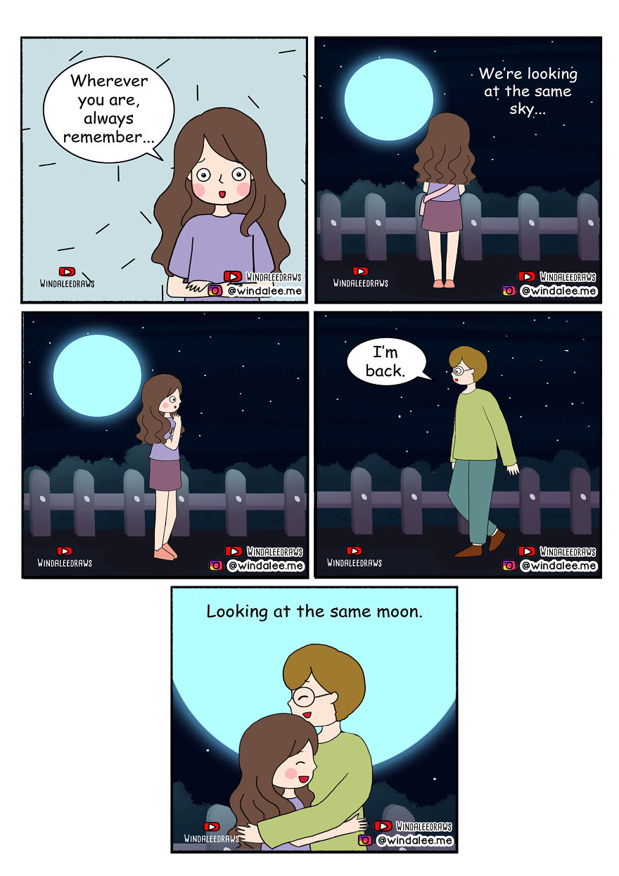 Same Sky, Same Moon