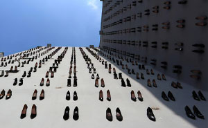 This Haunting Memorial Commemorates 440 Women In Turkey Who Were Killed By Their Own Husbands Last Year