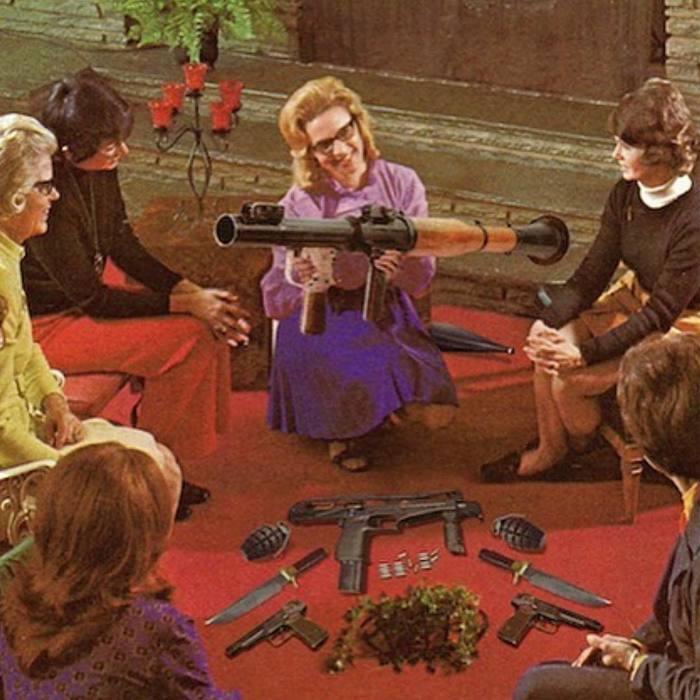 Aunt Daisy's Tea Party
