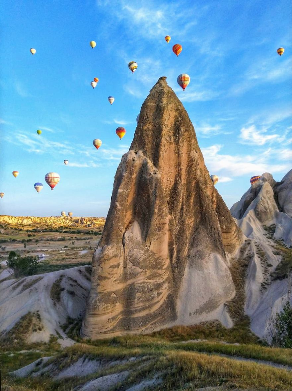 Rose Valley, Cappadoce