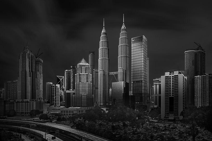 The Grandeur Of Kuala Lumpur
