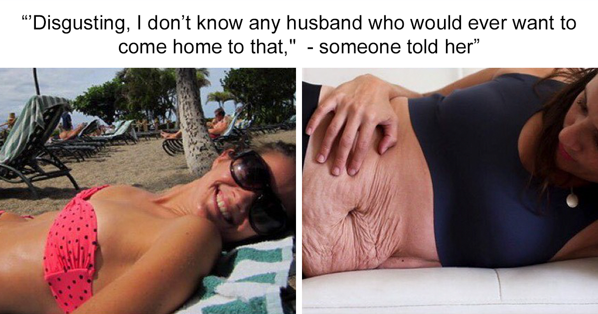 This Account Showcases Real Women That Don't Follow Society's Expectations (30 Pics)