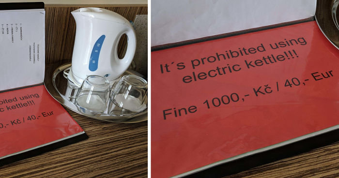 People Are Sharing The Worst Hotels They've Been At (45 Pics)