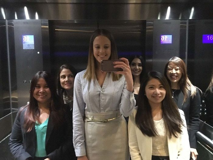 """My 6'0"""" Girlfriend And Her Minions"""