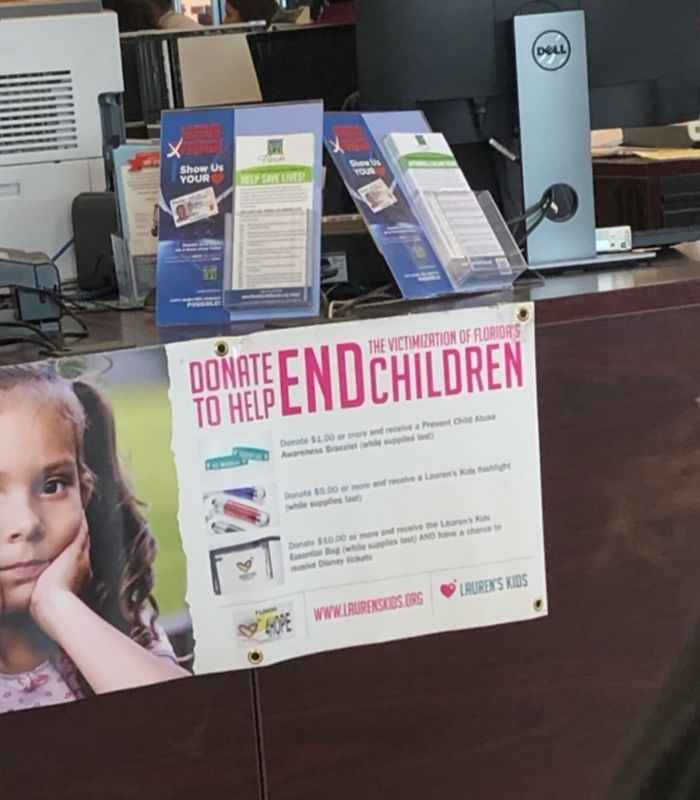 Who Else Is Donating To End Children?