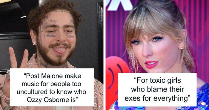 Someone Creates 14 Memes That Sum Up Musicians' Audiences, Face Backlash