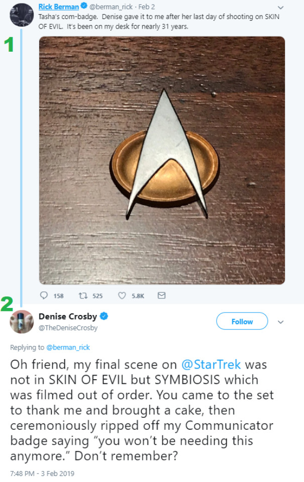 Don't See Much Star Trek Content Here