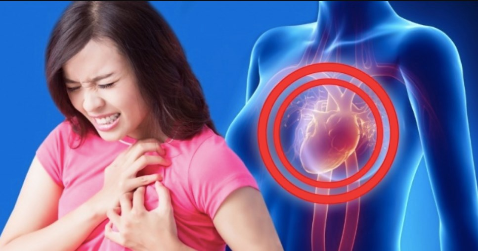 6 Symptoms of a Heart Attack That Occur Only in Women