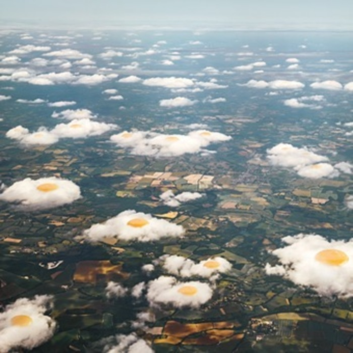 Eggy Clouds