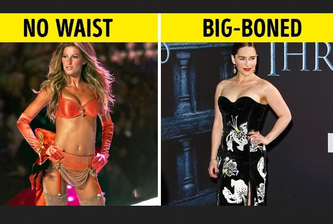 7 Celebrities Who Rock Their Body Flaws
