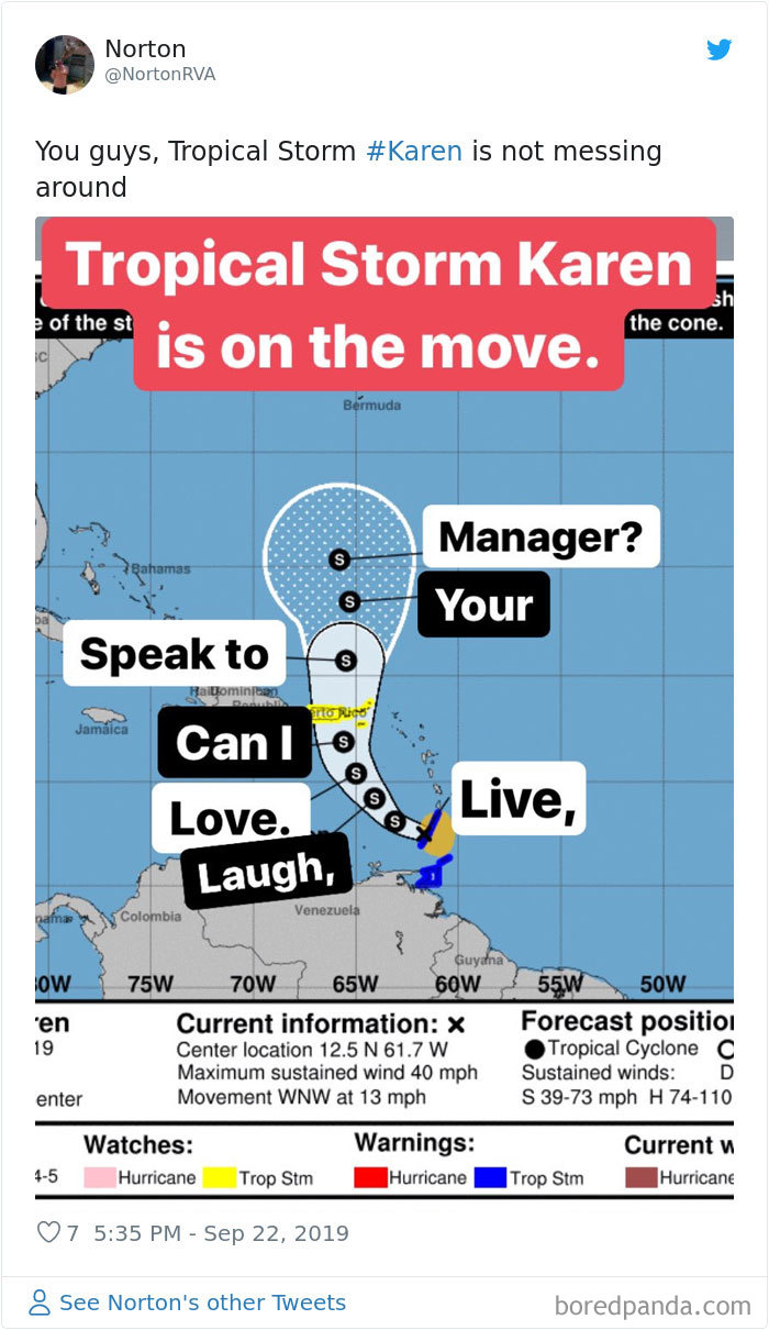 Funny-Reactions-Memes-Tropical-Storm-Karen