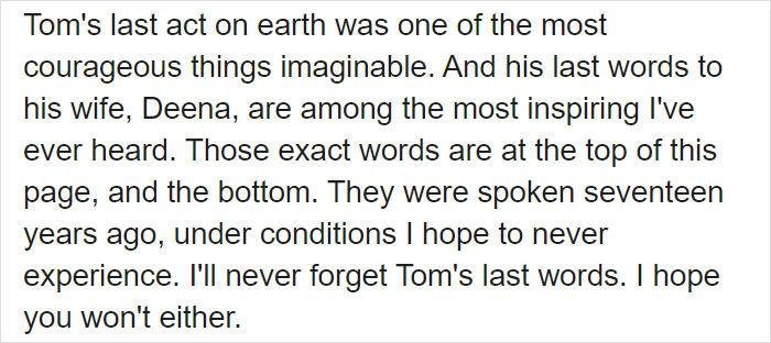 Someone Shared The Last Words Of A Heroic Passenger From One Of The 9/11 Planes