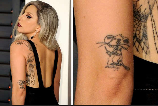 9 Celebrities That Got Tattoos for a Reason