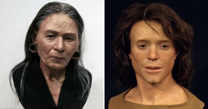 Archaeologist Reveals How Ancient People Thousands Of Years Ago Looked Back In Their Day