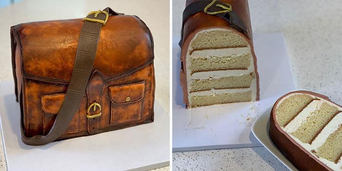 Kelihatan Sangat Realistis, Siapa Sangka Benda-Benda ini adalah Kue!