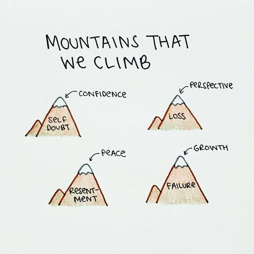 Mountains That We Climb