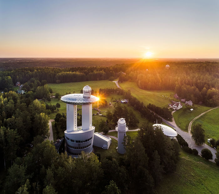 I Photographed Landscapes And Animals Of Lithuania Using A Drone