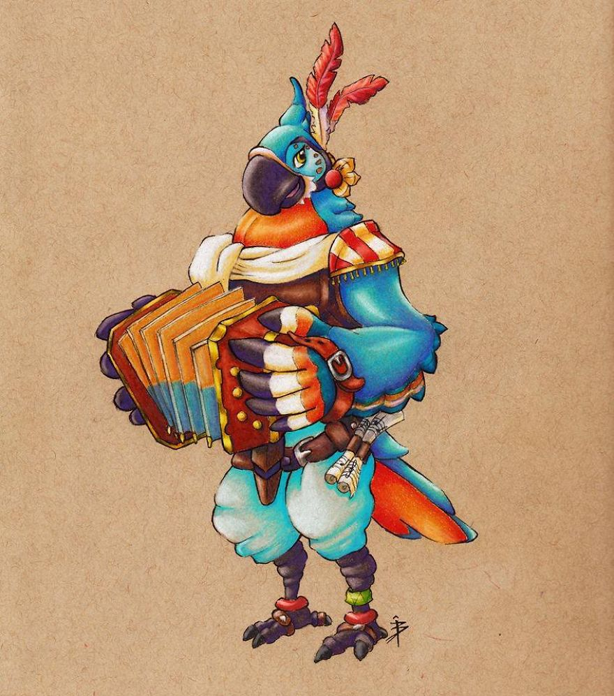 Kass Fan Art