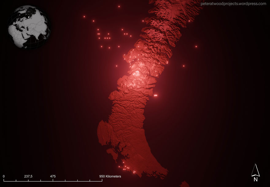 I Show Every Nuclear Explosion That Has Happened Since 1945 (10 Pics)
