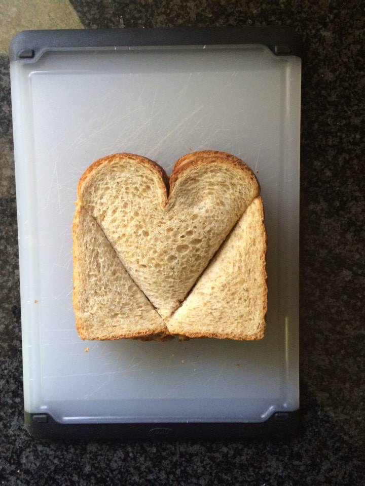 """I Turned """"Dad, You Cut My Sandwich The Wrong Way"""" Into A Fun And Memorable Lesson In Creativity"""
