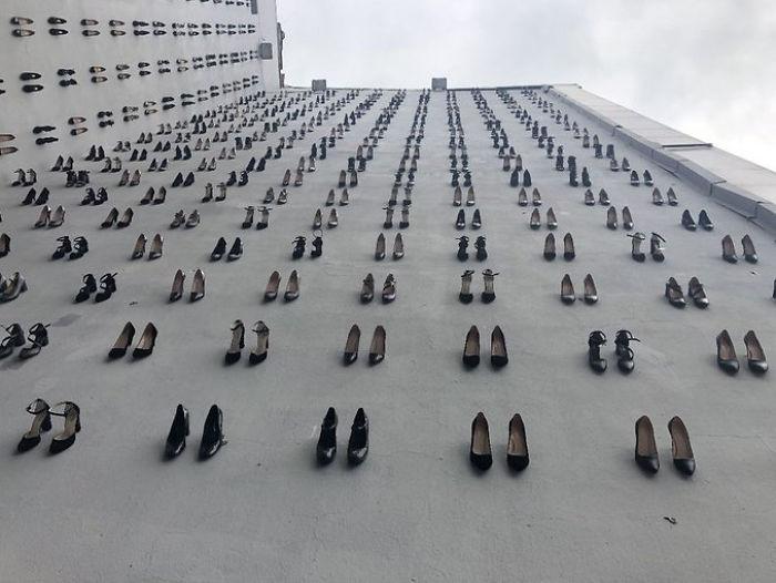 Мемориал памяти 440 убитым женщинам