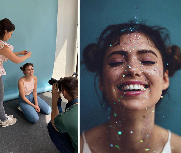 Artist Shows The Behind The Scenes Of Pitch-Perfect Instagram Photos And His 500k Followers Love It (11 Pics)