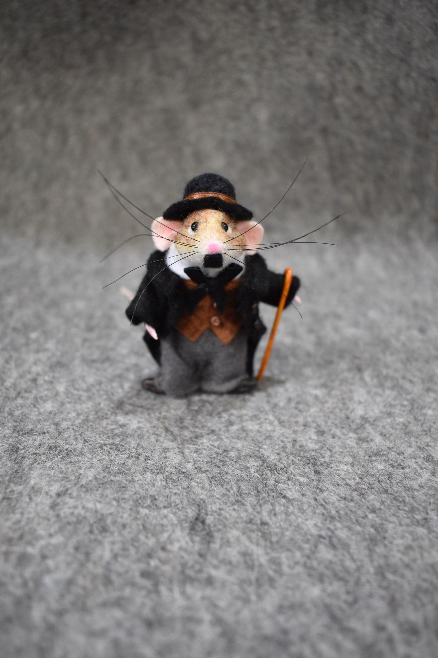 Mouse Chaplin
