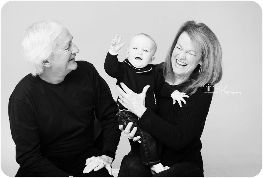 I Take Pictures Of Kids With Their Grandparents, Because When My Mom Passed, I Didn't Have Any Of Her With My Kids.