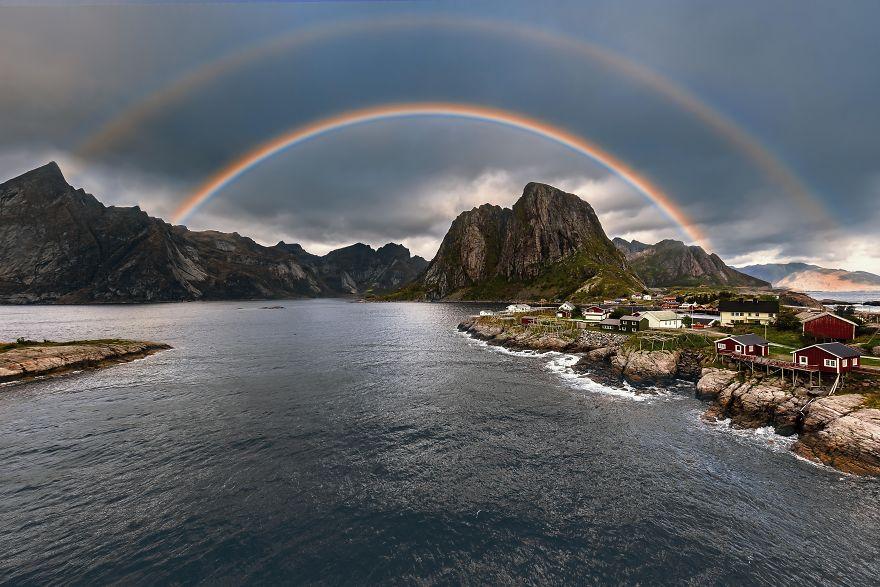 Rainbow Reine