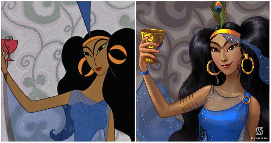 Queen Of Shamakhan