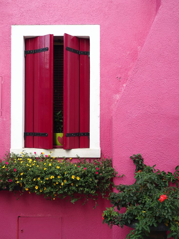 Went To Burano, Brought Back Some Colorful Pictures